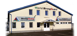 World Strong Guard place